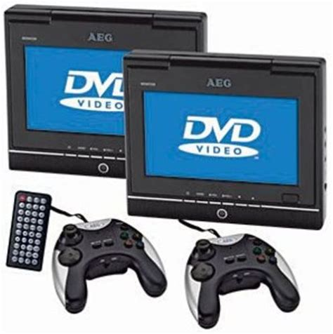 Tragbarer Dvd Player F Rs Auto by Dvd Portable Aeg Pas Cher