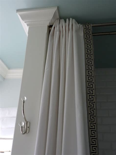 making shower curtains 10 diy shower curtains anyone could make