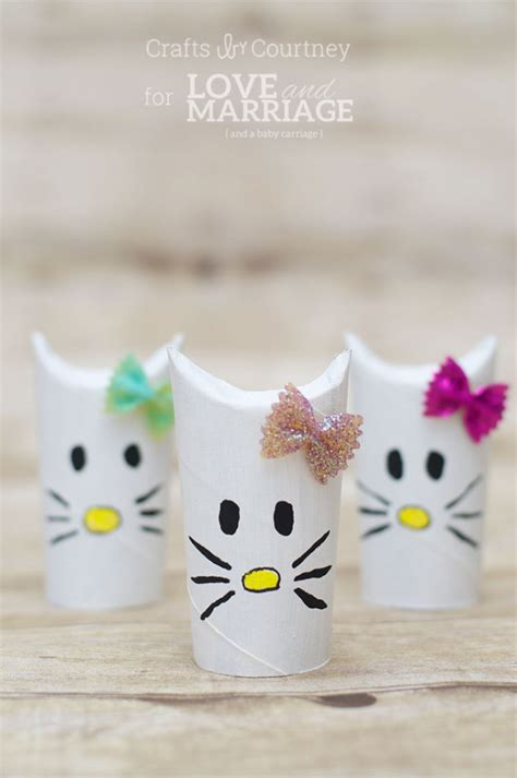 Craft With Tissue Paper Roll - 13 diy toilet paper roll crafts for various purposes