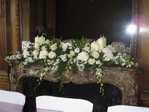 flowers for mantelpieces and fireplaces sonning flowers