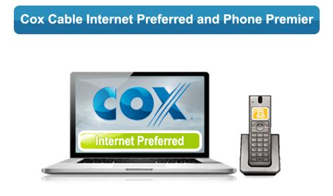 cox home phone plans order cox internet preferred and phone premier check cox