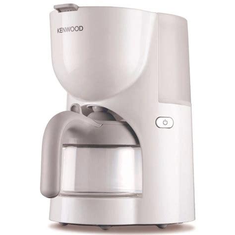 Coffee Maker Kenwood kenwood cm200 4 cup coffee maker white hotpoint co ke