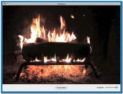 Free Fireplace Screensaver For Mac by Crackling Fireplace Screensaver Mac Free