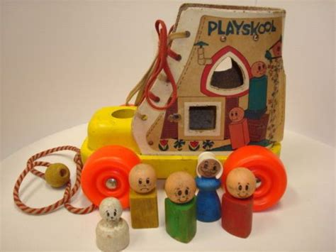 vintage wooden playskool toys images  pinterest classic toys  fashioned toys