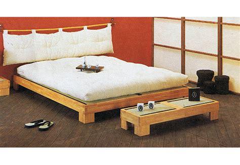 letto basso giapponese come arredare una da letto giapponese low cost