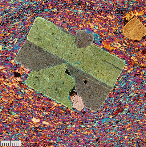 green minerals in thin section untitled document maps unomaha edu
