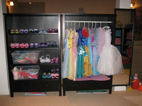 diy clothes storage clothes storage and dress up clothes storage