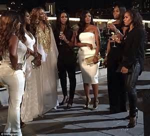 real housewives of atlanta cast members find kim fields sheree whitfield rejoin real housewives of atlanta in a
