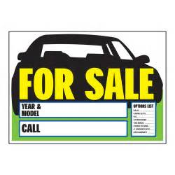 Car For Sale Sign Template by Car For Sale Sign Template Clipart Best