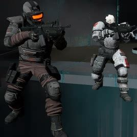 Freeman Mask All Variants steam workshop themanclaw s replica troops from f e a r