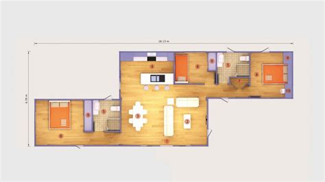 Ideal Homes Floor Plans maison container une maison design en kit modulable et