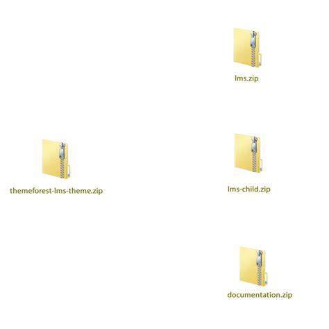 Lms Theme Documentation