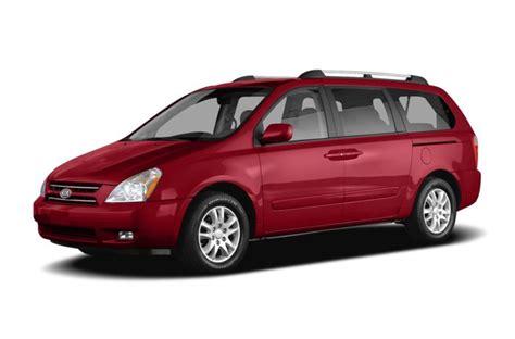 2006 kia sedona specs safety rating mpg carsdirect