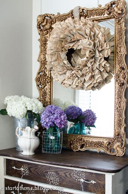 Hydrangea Home Decor by Decorating With Flowers How To Care For And Use