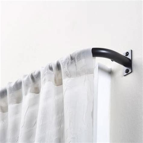 wrap curtain rod mainstays blackout wrap around curtain rod curtain rods