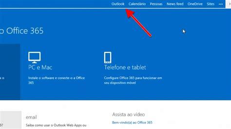 Que Es Office 365 Outlook O Que 233 E Como Usar O Outlook Web App Softmix