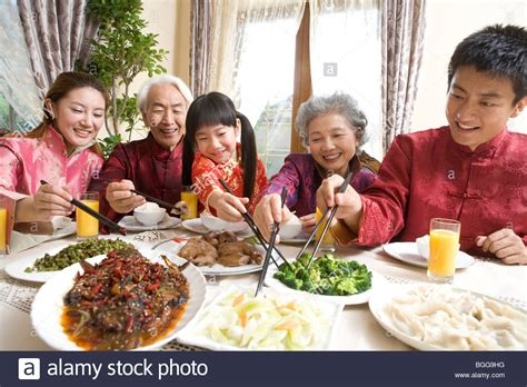 new year traditional family dinner family dinner www pixshark images