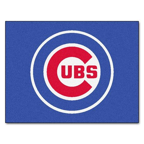 Cincinnati Reds Home Decor fanmats chicago cubs 2 ft 10 in x 3 ft 9 in all star