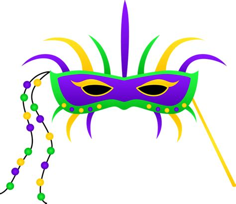 Mardi Gras Masks Clip by 231 Free Mardi Gras Clip To Celebrate Tuesday