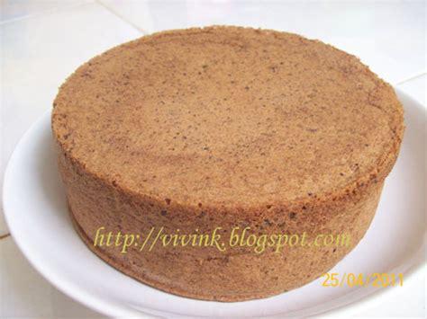 Panci Tq http pawonjembar chocolate sponge cake