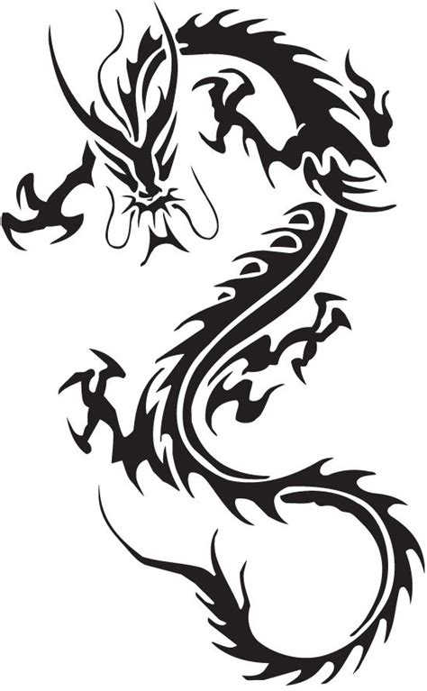 dragon chinese dragon and dragon tattoos on pinterest