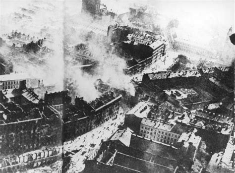 world war ii and its impact on everyday in poland a