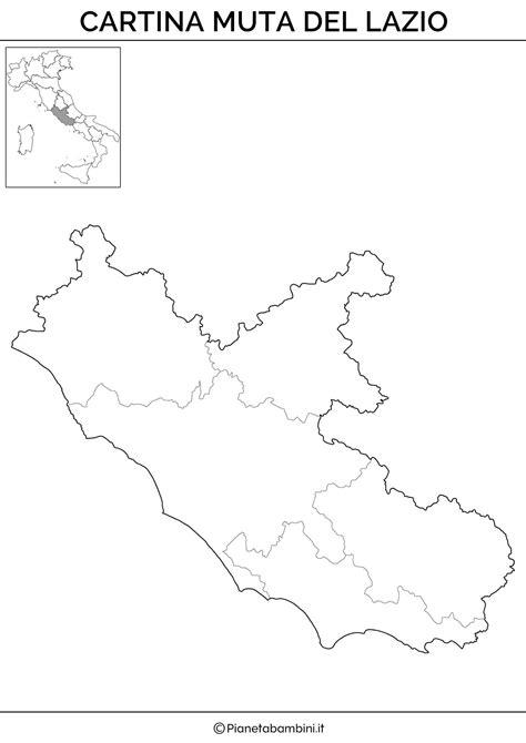 poplare lazio cartine mute regioni italiane da stare kv61