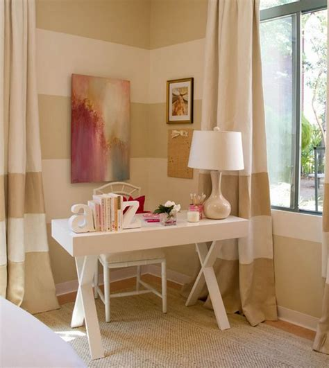cool josephine desk adds chic glamor to the bedroom
