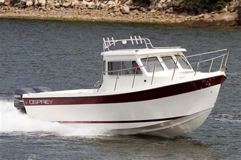 boot te koop bonaire 2017 osprey pilothouse 26 fisherman boats