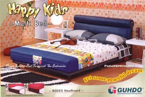 Guhdo Multi Bed Happy 120x200 Fullset Donald special category pasar bed surabaya termurah di jawa timur halaman 20