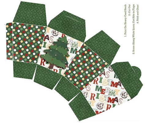 templates for xmas boxes 17 best images about printables boxes on pinterest owl