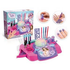 salon de manucure violetta canal toys king jouet