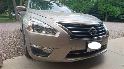 2000 nissan altima bumper cover painted nissan altima genuine factory oem front bumper cover