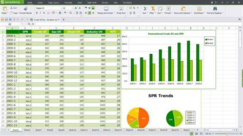How To Program Excel Spreadsheet by Kingsoft Spreadsheets Professional 2012