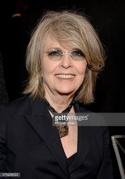 Diane Keaton Honored Hollyscoop by ダイアン キートン ストックフォトと画像 Getty Images
