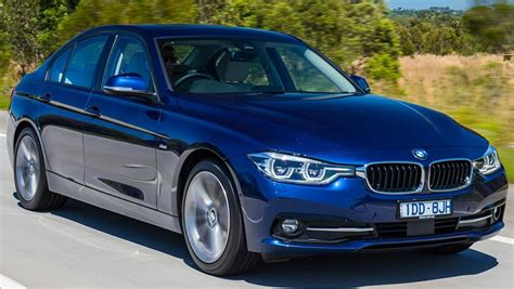 Auto M A D 2016 Bmw 320d Review Road Test Carsguide