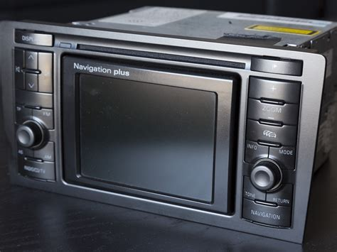 Cd Navigation Audi by Audi Navigation Plus Cd Rom Drive Lens Cleaning Ifixit