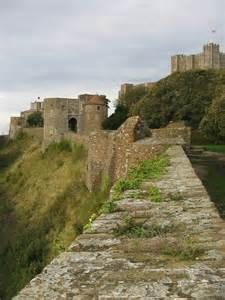 Dover Castle File Dover Castle Wall Jpg