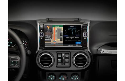 how cars run 1999 jeep wrangler navigation system alpine x009 wra in dash restyle system mr kustom auto accessories and customizing