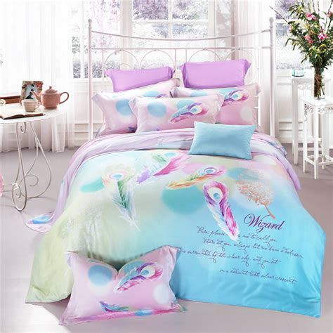 queen size feather comforter online get cheap peacock feather comforter aliexpress com