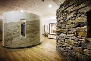 home interiors wall a ravishing stoned interior wall brings a cool feeling to