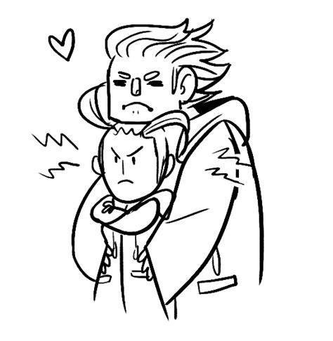i really wanted to draw some hair styles by solstice 11 on lexaeus number v i really wanted to draw lex hugs today
