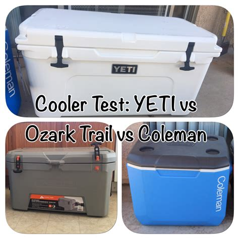 ozark trail cooler bag like yeti 64 igloo sportsman 55 vs yeti igloo coolers vs yeti
