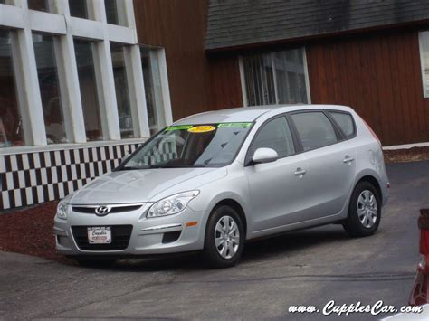 2012 Hyundai Elantra Touring Gls 5 Speed For Sale In
