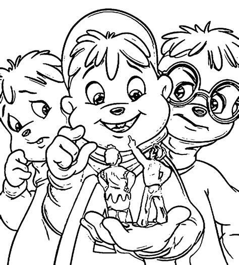 Alvin And The Chipmunks Chipwrecked Coloring Pages alvin and the chipmunks chipwrecked coloring pages