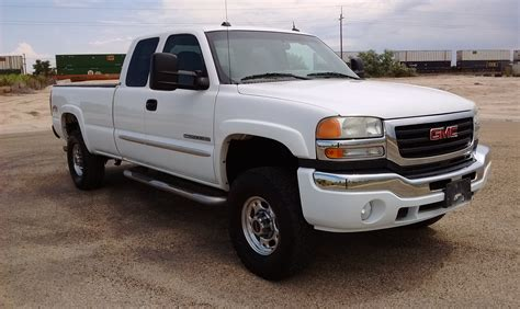 extended bed 2004 gmc 2500hd extended cab bed vortec 8 1l
