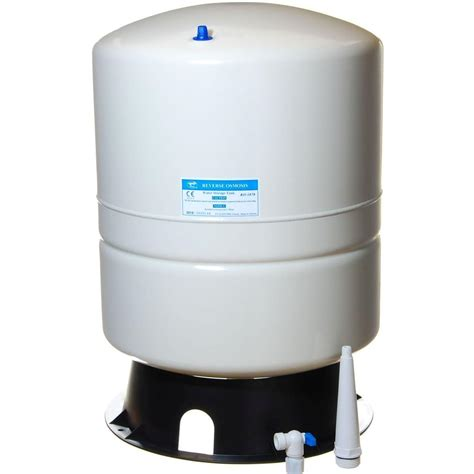 ispring 11 gal metal osmosis water storage tank
