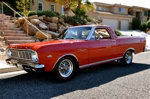 1966 ford ranchero rods and choppers inc st