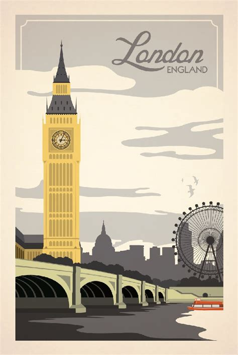 poster design london london vintage travel posters world gt gt gt pinterest