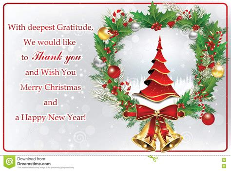 business greeting card   year stock illustration illustration  snowflake
